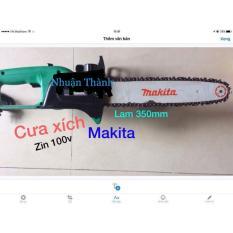Máy cưa Makita nội địa Nhật tặng kèm bộ chuyển điện 110V-220V