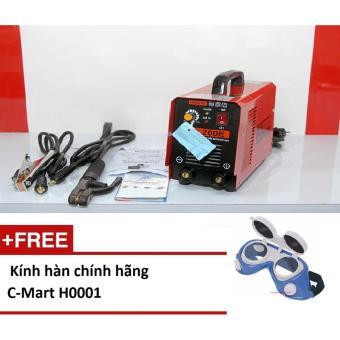 Máy hàn điện tử sắt và inox Hồng ký HK-200E-PK + kính hàn - 8185963 , HO402HLAA69B78VNAMZ-11550554 , 224_HO402HLAA69B78VNAMZ-11550554 , 2950000 , May-han-dien-tu-sat-va-inox-Hong-ky-HK-200E-PK-kinh-han-224_HO402HLAA69B78VNAMZ-11550554 , lazada.vn , Máy hàn điện tử sắt và inox Hồng ký HK-200E-PK + kính hàn