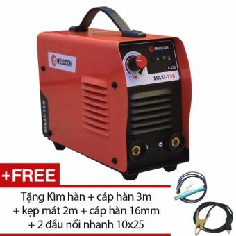 Máy hàn điện tử Weldcom Maxi 120
