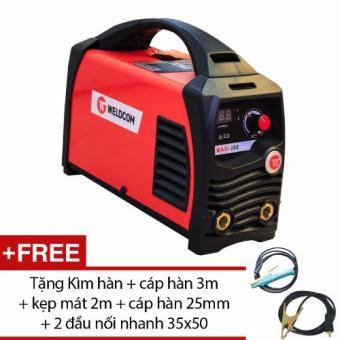 Máy hàn điện tử Weldcom Maxi 200 - 8836326 , WE515HLAA1T0DKVNAMZ-3036699 , 224_WE515HLAA1T0DKVNAMZ-3036699 , 7500000 , May-han-dien-tu-Weldcom-Maxi-200-224_WE515HLAA1T0DKVNAMZ-3036699 , lazada.vn , Máy hàn điện tử Weldcom Maxi 200