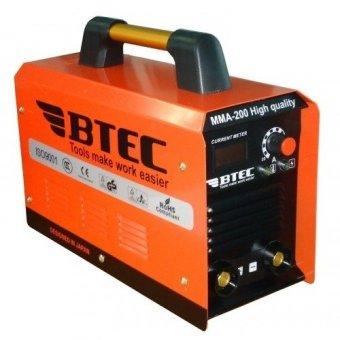 Máy hàn inverter BTEC MMA-200I (xác nhỏ)