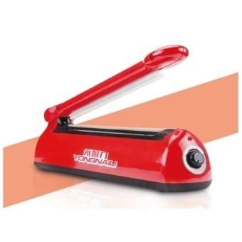 Máy hàn miệng túi dập tay chuyên dụng PP/PE 200x5mm (Đỏ)