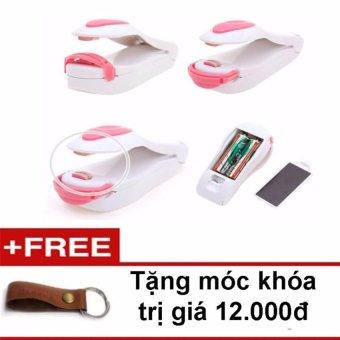 Máy hàn miệng túi mini loại mới (tặng móc)