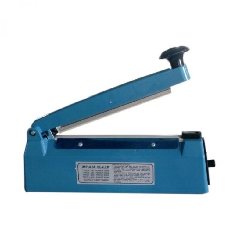 Máy hàn túi nilon dập tay Impulse Sealer 20cm PFS-200