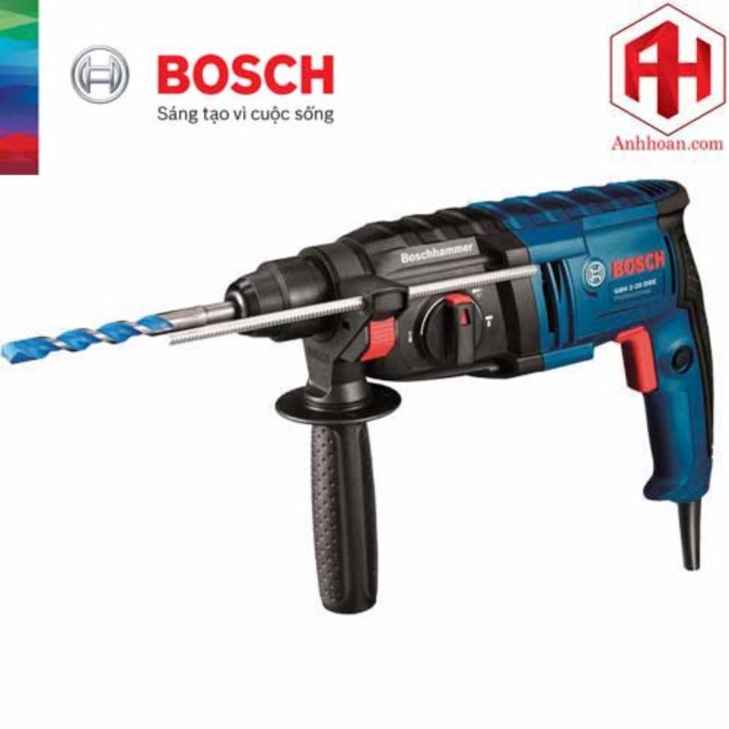 Máy khoan bê tông Bosch GBH 2-20 DRE