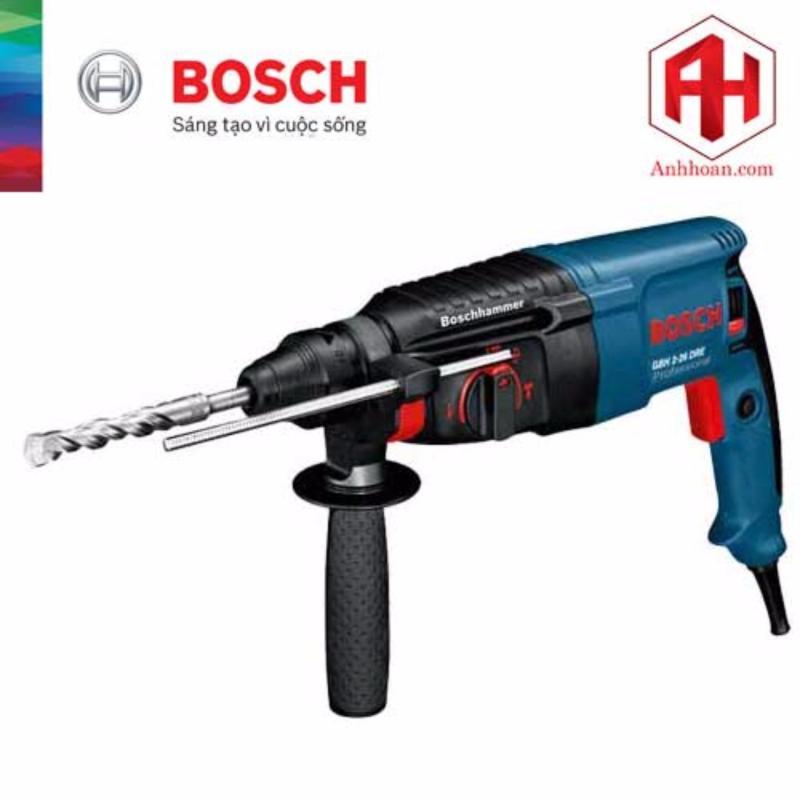 Máy khoan búa Bosch GBH 2-26 DRE