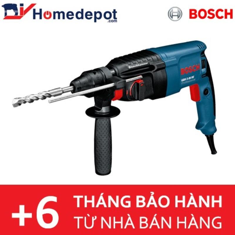 Máy khoan búa Bosch GBH 2-26RE