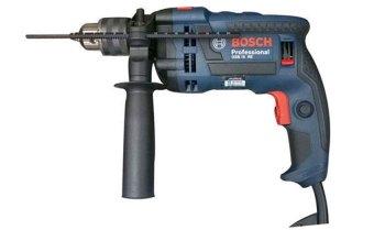 Máy khoan động lực Bosch GSB 16 RE Professional (Xanh)