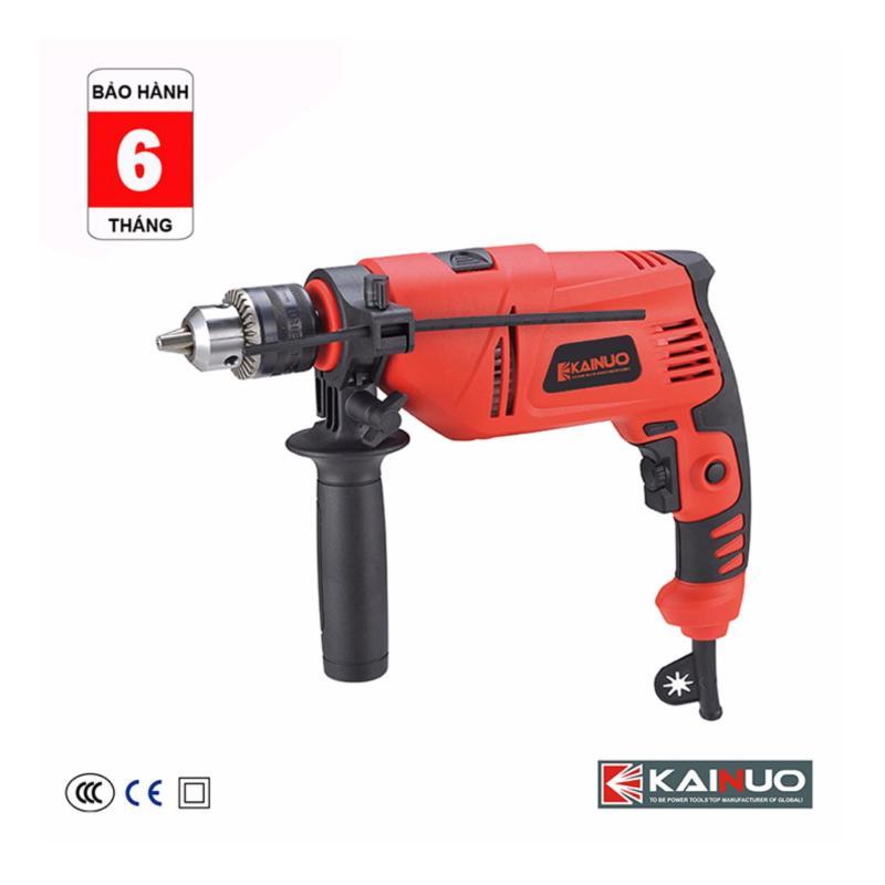 Máy khoan động lực Kainuo 6018 13mm (Đỏ) công suất 800w