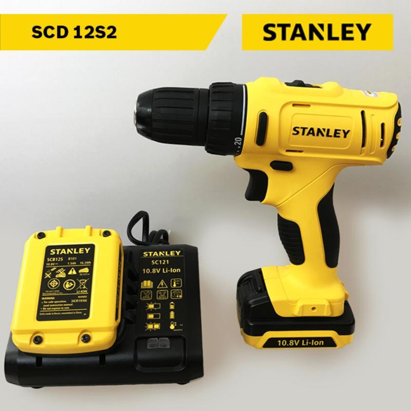 Máy  khoan pin Stanley Model SCD 12S2