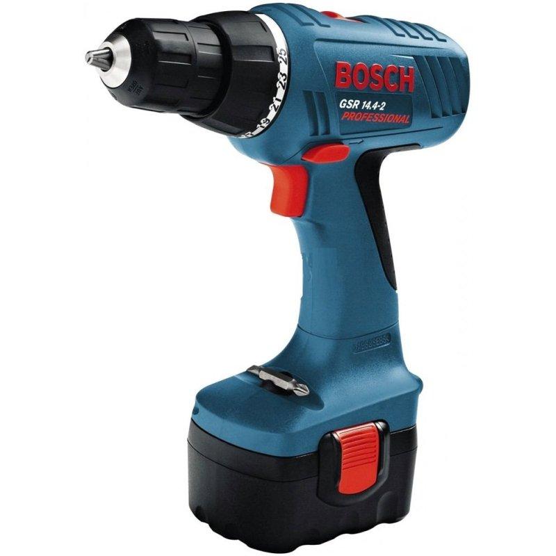 Máy khoan vặn vít dùng pin Bosch GSR 14.4-2 Professional (Xanh)