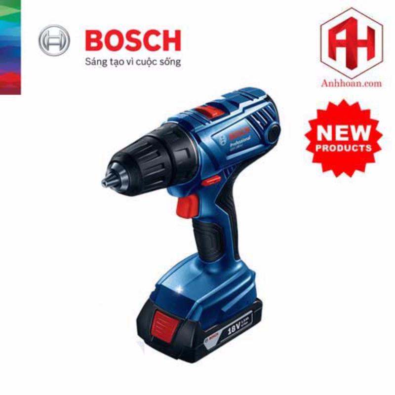 Máy khoan vặn vít dùng pin Bosch GSR 180-LI - Thay thế GSR 1800