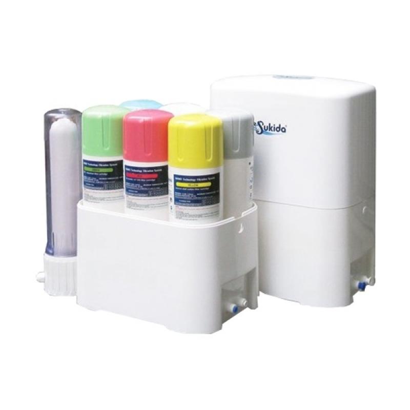Máy lọc nước nano DrSukida DR 50-229 (Trắng)