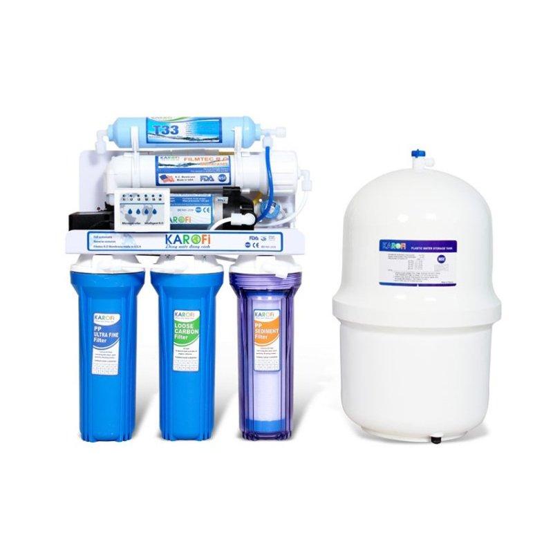 Máy lọc nước thông minh 5 cấp Karofi KI5