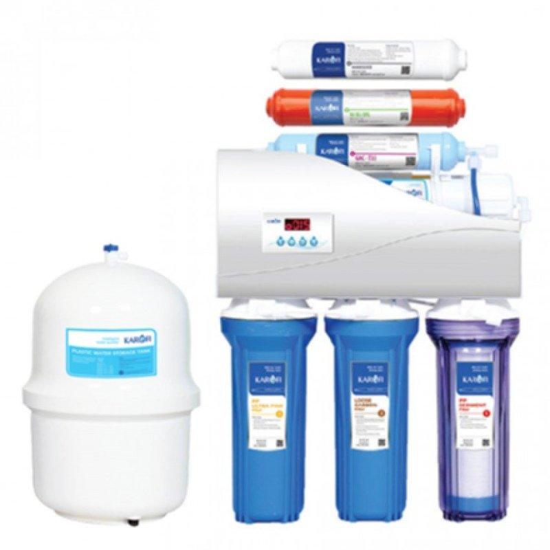 Máy lọc nước thông minh 7 cấp Karofi KI7