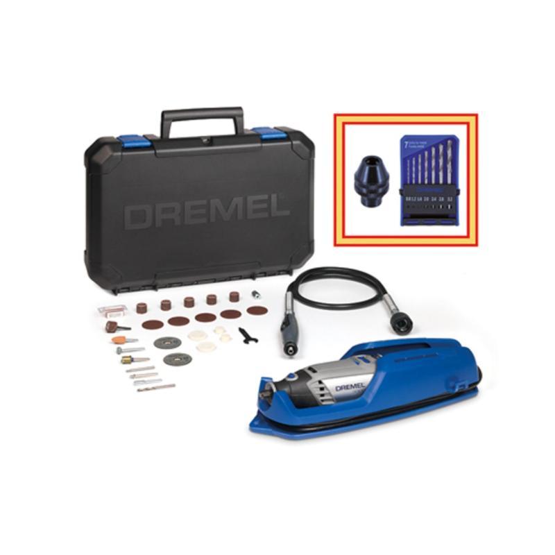 Máy mài cắt đa năng Dremel 3000 2/32 Promotion Kit