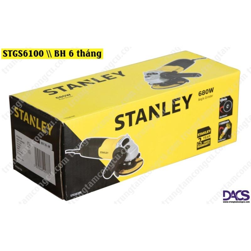 Máy mài góc 680W Stanley STGS6100