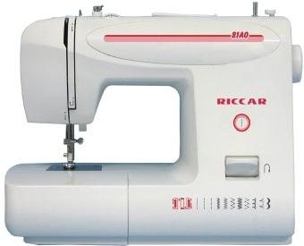 Máy may gia đình Riccar 81A0 (Trắng)
