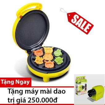 Máy nướng bánh đa năng chiyoda Model: CE 102 màu kem máy mài dao trị giá 250.000đ