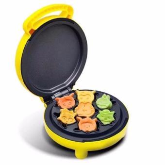 Máy nướng bánh đa năng chiyoda Model: CE 102( màu kem)+tặng kèm hộp xay đa năng trị giá 120.000đ