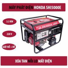 Máy phát điện Honda SHI5000E