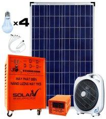 Máy phát điện năng lượng mặt trời SolarV SV-COMBO-100