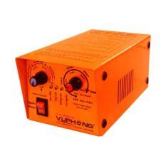 Máy sạc (nạp) ắc quy điện tử - tự động 3 chế độ 3AH-70AH (Cam)