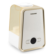 Bảng giá Máy tạo độ ẩm Tiross TS843 4L (Nâu phối vàng)