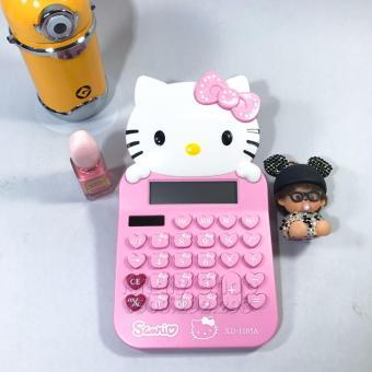 Máy tính để bàn dùng pin và năng lượng mặt trời hình Hello Kitty nơchấm bi màu hồng dành cho học sinh và các bé (14X2X23) -MTKTXD1105A - 8516620 , OE680HLAA5I7JEVNAMZ-10107492 , 224_OE680HLAA5I7JEVNAMZ-10107492 , 265000 , May-tinh-de-ban-dung-pin-va-nang-luong-mat-troi-hinh-Hello-Kitty-nocham-bi-mau-hong-danh-cho-hoc-sinh-va-cac-be-14X2X23-MTKTXD1105A-224_OE680HLAA5I7JEVNAMZ-10107492 , laz