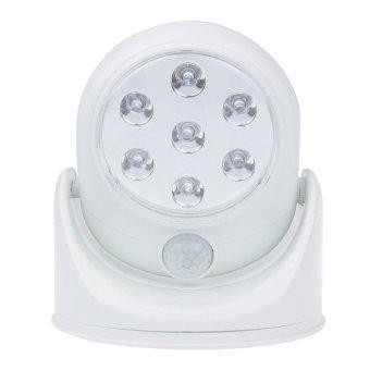 MEGA 7 White Auto PIR IR Infrared Motion Security LightWirelessSensor - intl - 8542793 , OE680HLAA8KD5GVNAMZ-16652730 , 224_OE680HLAA8KD5GVNAMZ-16652730 , 996660 , MEGA-7-White-Auto-PIR-IR-Infrared-Motion-Security-LightWirelessSensor-intl-224_OE680HLAA8KD5GVNAMZ-16652730 , lazada.vn , MEGA 7 White Auto PIR IR Infrared Motion Se