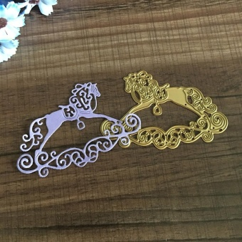 Metal Cutting Dies Stencil Scrapbooking Photo Paper Cards Crafts Embossing DIY - intl