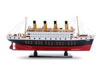 Mô Hình Du Thuyền Titanic Gỗ Sơn (Gỗ Tự Nhiên) - 10270271 , NO007HLAA1HRUWVNAMZ-2393609 , 224_NO007HLAA1HRUWVNAMZ-2393609 , 620000 , Mo-Hinh-Du-Thuyen-Titanic-Go-Son-Go-Tu-Nhien-224_NO007HLAA1HRUWVNAMZ-2393609 , lazada.vn , Mô Hình Du Thuyền Titanic Gỗ Sơn (Gỗ Tự Nhiên)