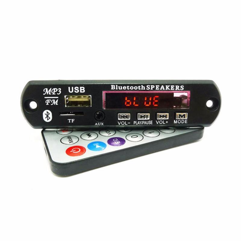 Bảng giá Mua Modul mạch MP3 HoA-mp3R có màn hình hiển thị, remote