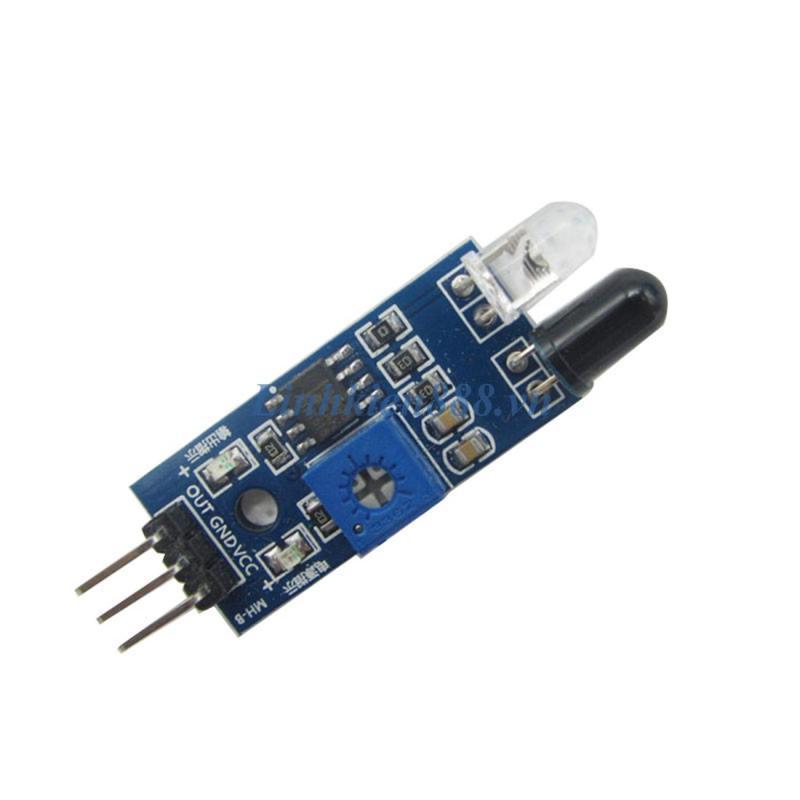 Bảng giá Module cảm biến dùng hồng ngoại phát hiện vật cản FC-51