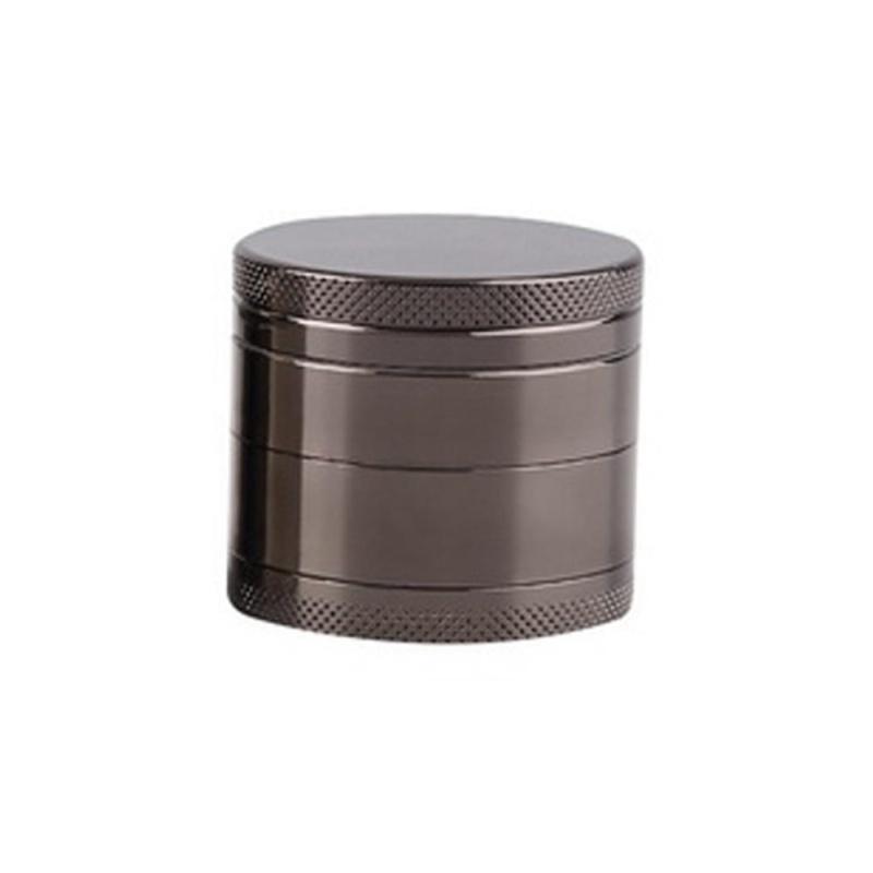 Moonar 4 Layers 40mm Zinc Alloy Herb Spice Tobacco Cigar Grinder - intl