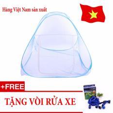 Mùng chụp tự bung chống muỗi loại 1 cửa 2m x 2m2 – Hàng Việt Nam