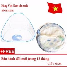 Nơi Bán Mùng chụp tự bung chống muỗi loại 1 cửa 2m x 2m2 – Hàng Việt Nam