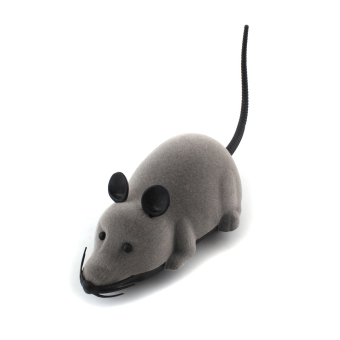 New Remote Control RC Rat Mouse Wireless for Cat Dog Pet Toy (Intl)