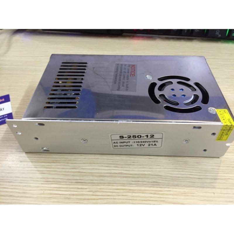 Bảng giá Nguồn Adapter tổ ong 12V 21A (DC)