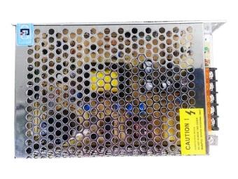 Nguồn tổng JETEK 12V 10A/ 120W dùng cho đèn LED và Camera