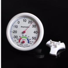Nhiệt kế cơ học đo nhiệt độ phòng Anymetre TH108 (cỡ nhỏ)