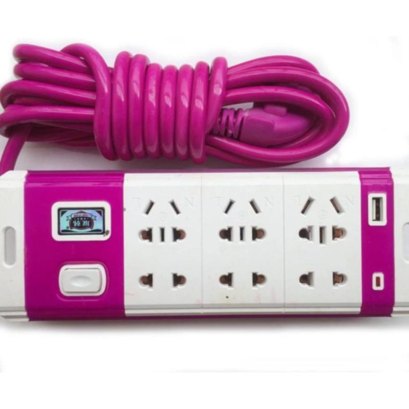 Bảng giá Ổ cắm điện đa năng kèm cổng sạc usb Fiamma shop (Trắng)