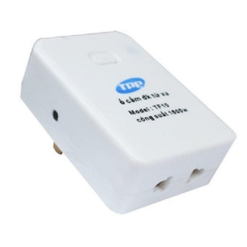 Bảng giá Mua Ổ cắm điều khiển từ xa sóng hồng ngoại + RF TPE TF10
