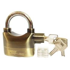 Ổ Khóa Báo Động Chống Trộm Kinbar Alarm Lock Phát Ra Tiếng Kêu