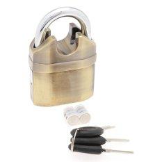Ổ khóa báo động Kinbar Chống Cắt (Vàng Đồng)