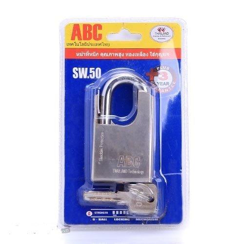 Ổ khóa chống cắt ABC (Bạc)