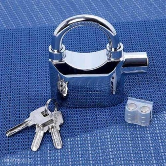 Ổ Khóa Chống Trộm Cao Cấp  Alarm Lock 110DBA  Có Còi Báo Động KHGR.1119