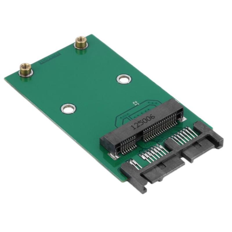 Bảng giá OH 1.8 inch Green High Capacity High Power Serial mSATA to SATA Adapter - intl