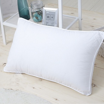 OJspace velvet feather pillow - intl