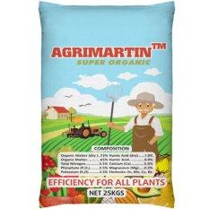 Phân bón hữu cơ siêu đậm đặc Bình Điền Agrimartin nhập khẩu Châu Âu 1kg